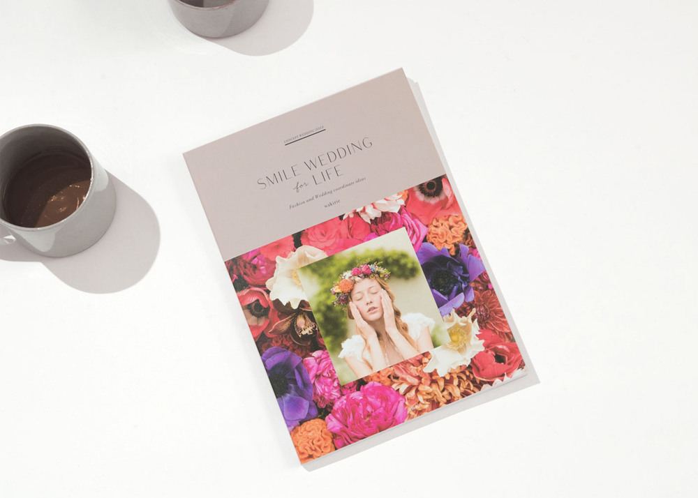 SMILE WEDDING BOOK SERIES